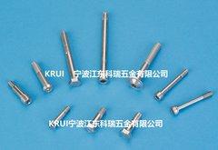 不锈钢非标件,非标螺丝的应用范围有多广泛?