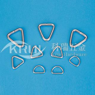 不銹鋼索具--三角環D型環系列
