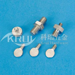 非标定制-不锈钢拇指螺栓 手拧螺丝