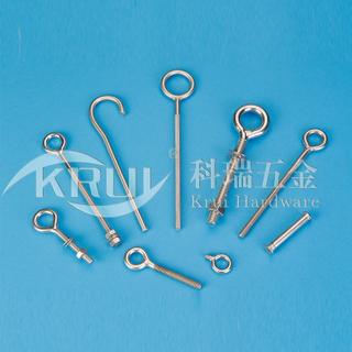 不锈钢索具-焊接吊环系列